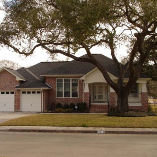 Custom Home Braeswood Place TX